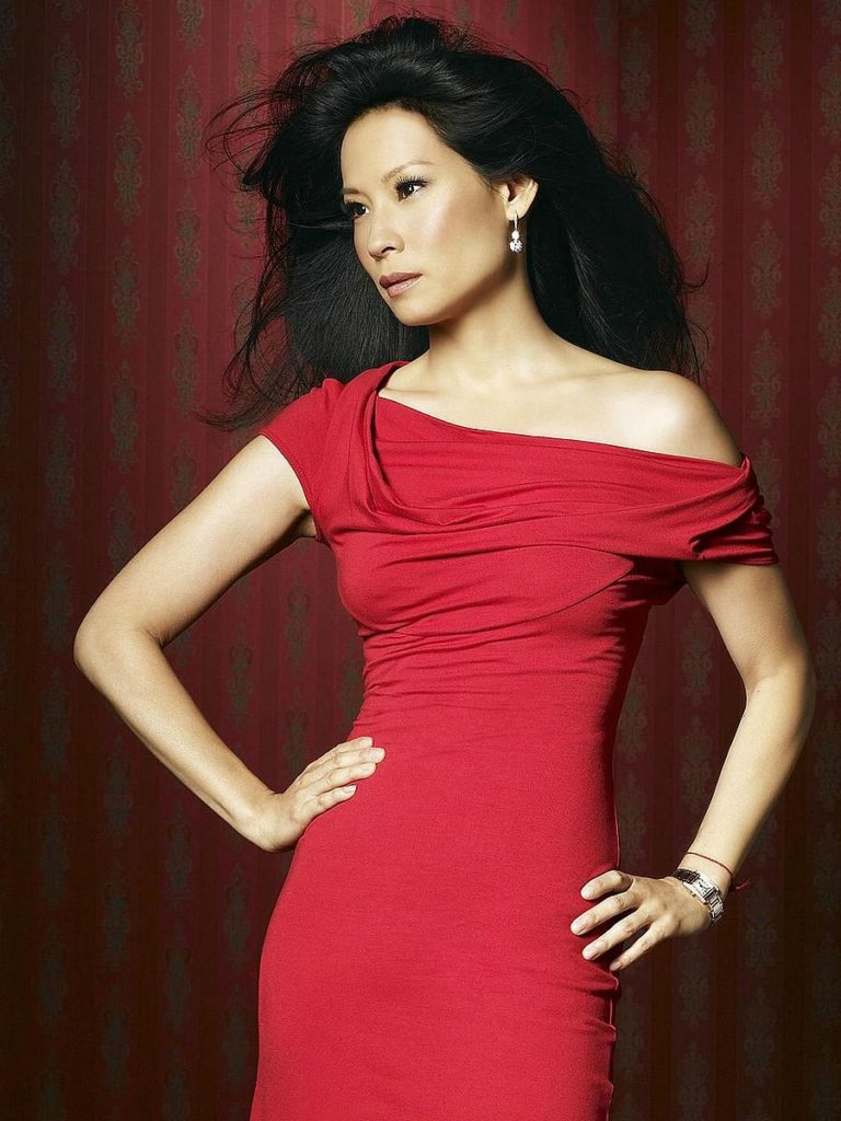 Lucy Liu Body Images