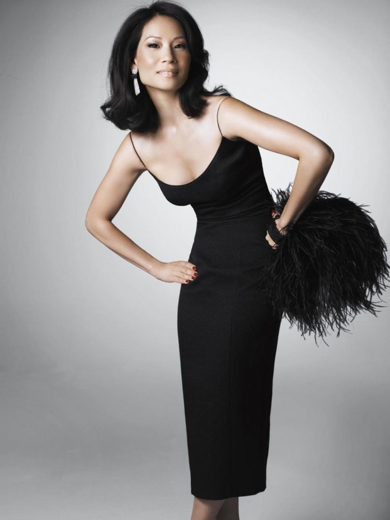 Lucy Liu Boobs Images