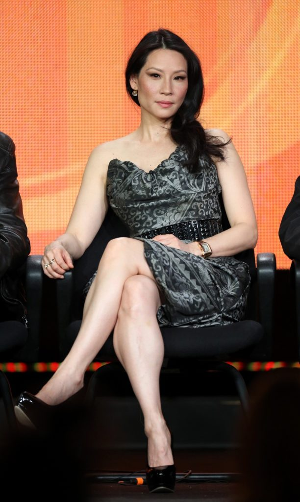 Lucy Liu Feet Images