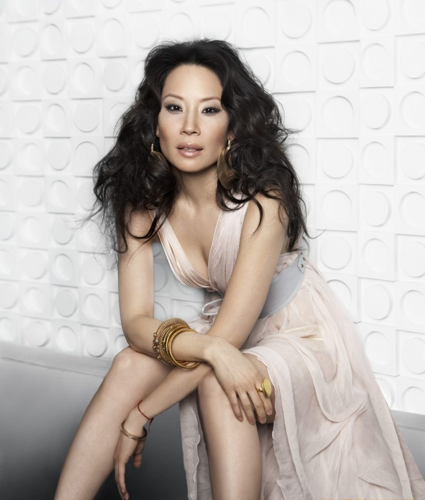 Lucy Liu Leaked Images