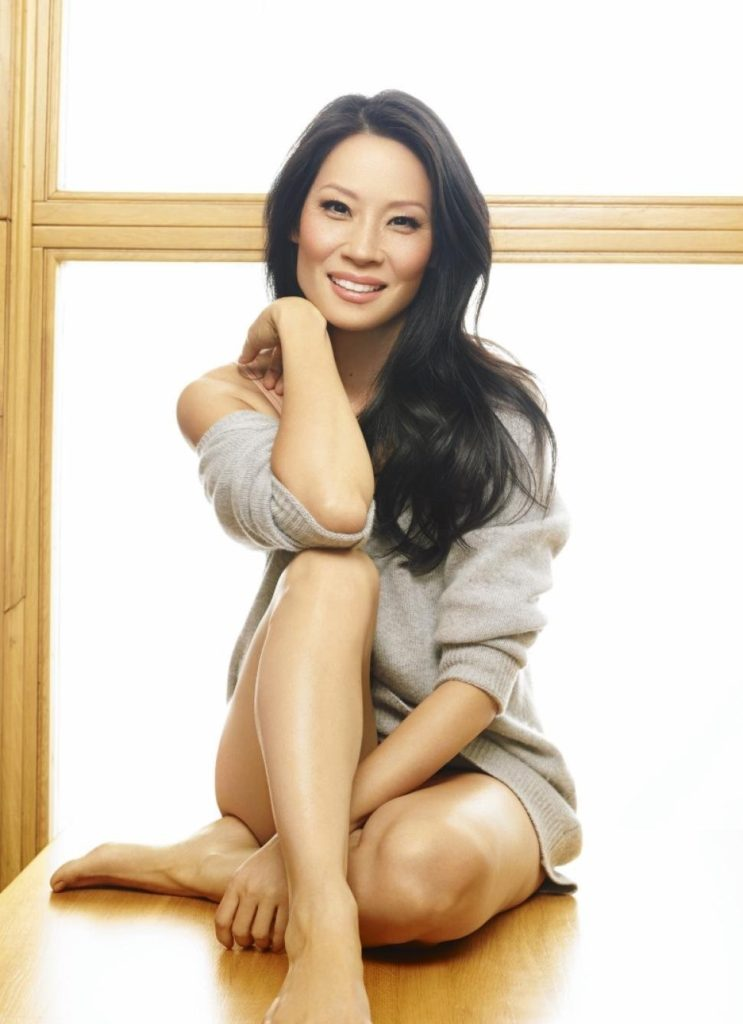 Lucy Liu Lingerie Images