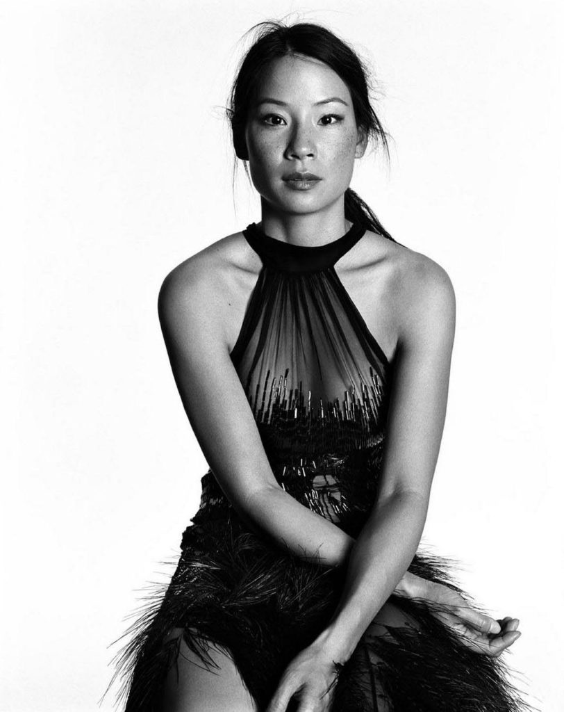 Lucy Liu Muecles Pictures