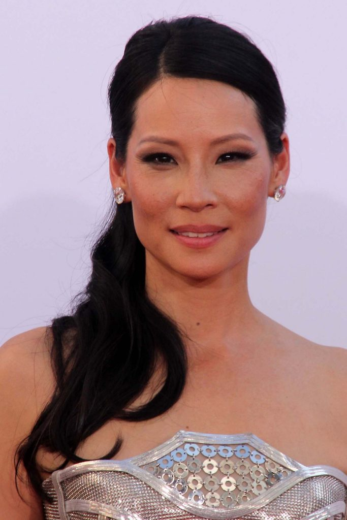 Lucy Liu Sexy Eyes Images