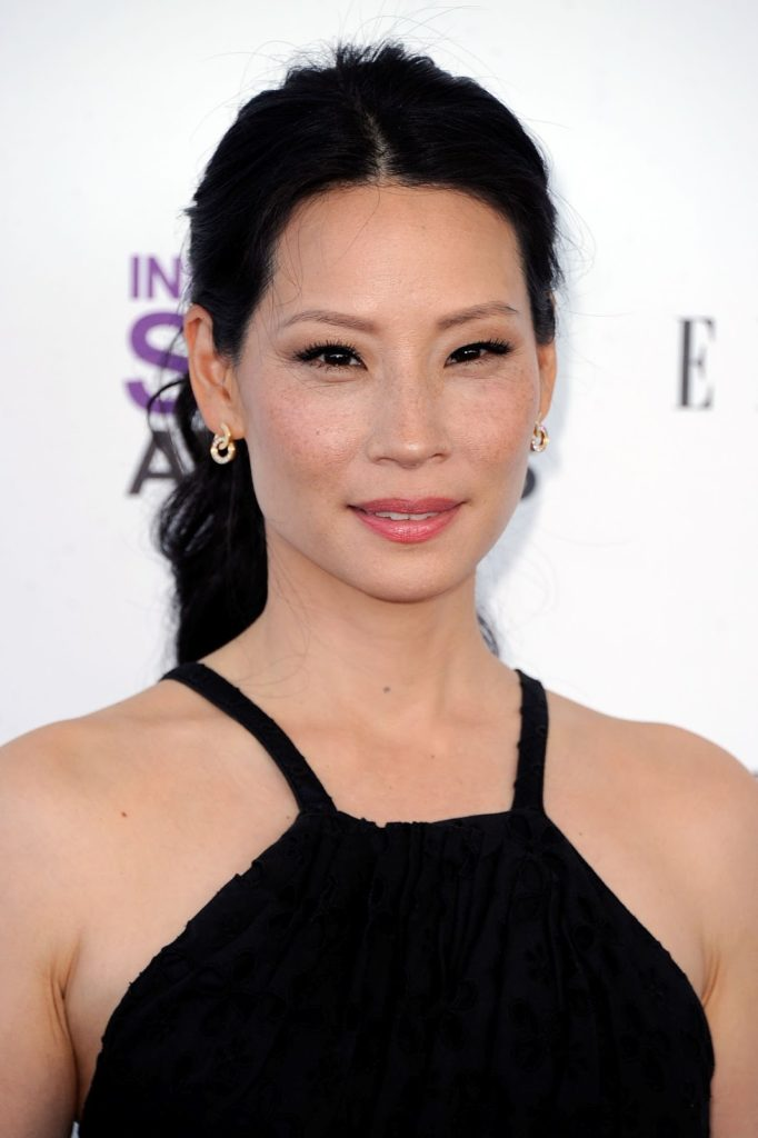 Lucy Liu Sexy Eyes Pictures