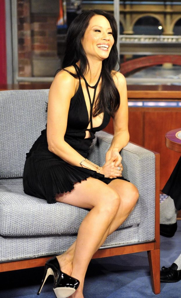 Lucy Liu Shorts Images