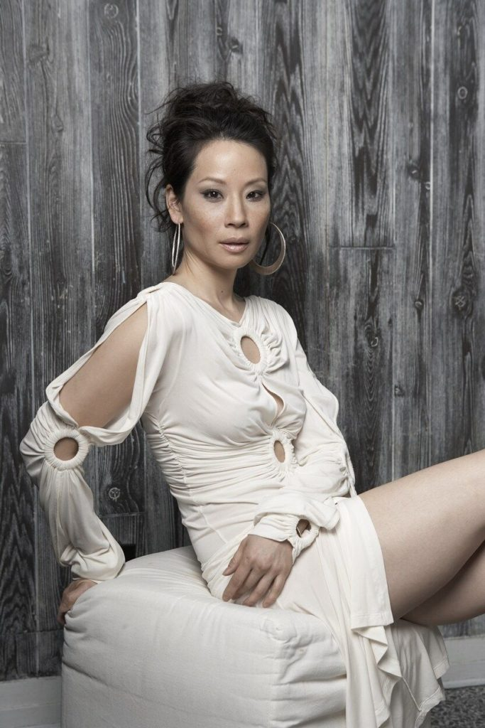 Lucy Liu Thighs Images