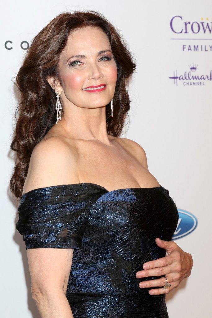 Lynda Carter Baby Pregnant Images