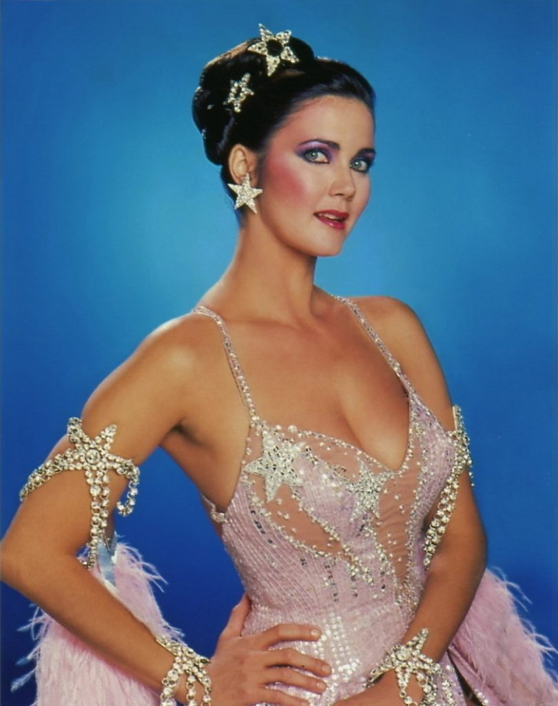 Lynda Carter Braless Pictures