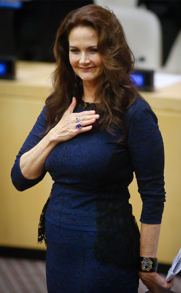 Lynda Carter Images Gallery