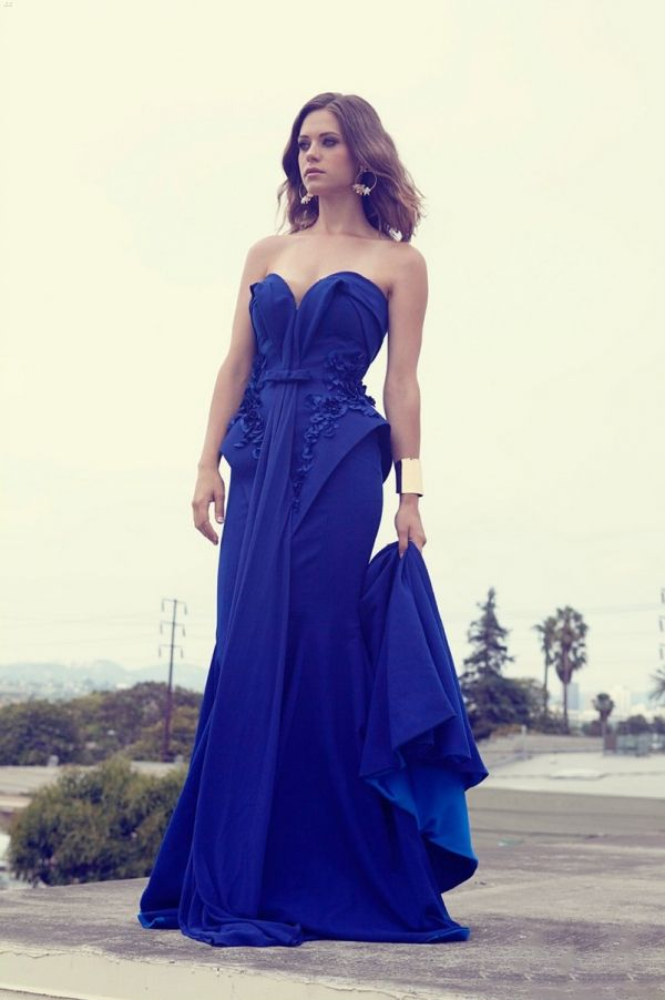 Lyndsy Fonseca Gown PHotos