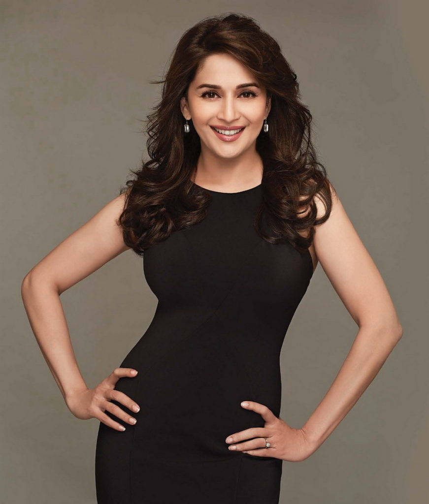 Madhuri Dixit Sexy Eyes Images