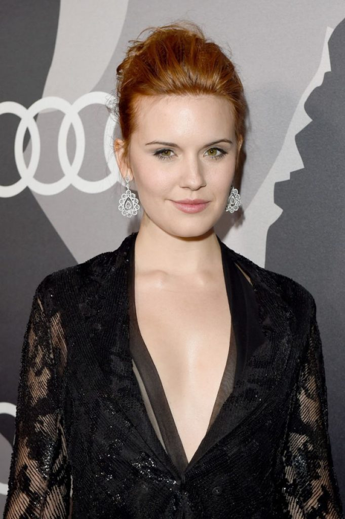 Maggie Grace Braless Pictures