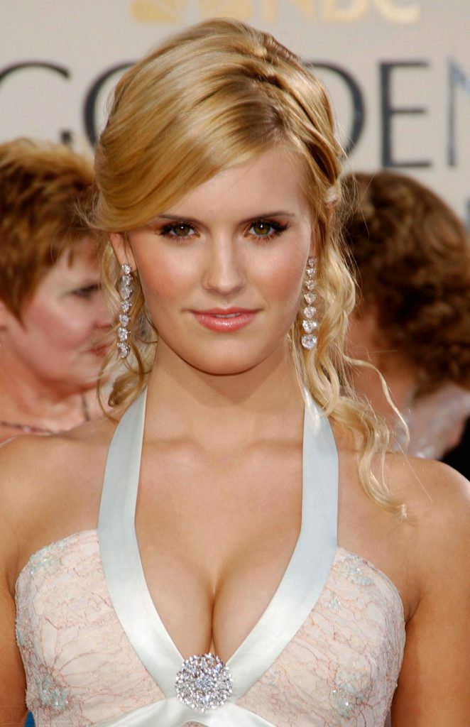 Maggie Grace Sexy Boobs Images