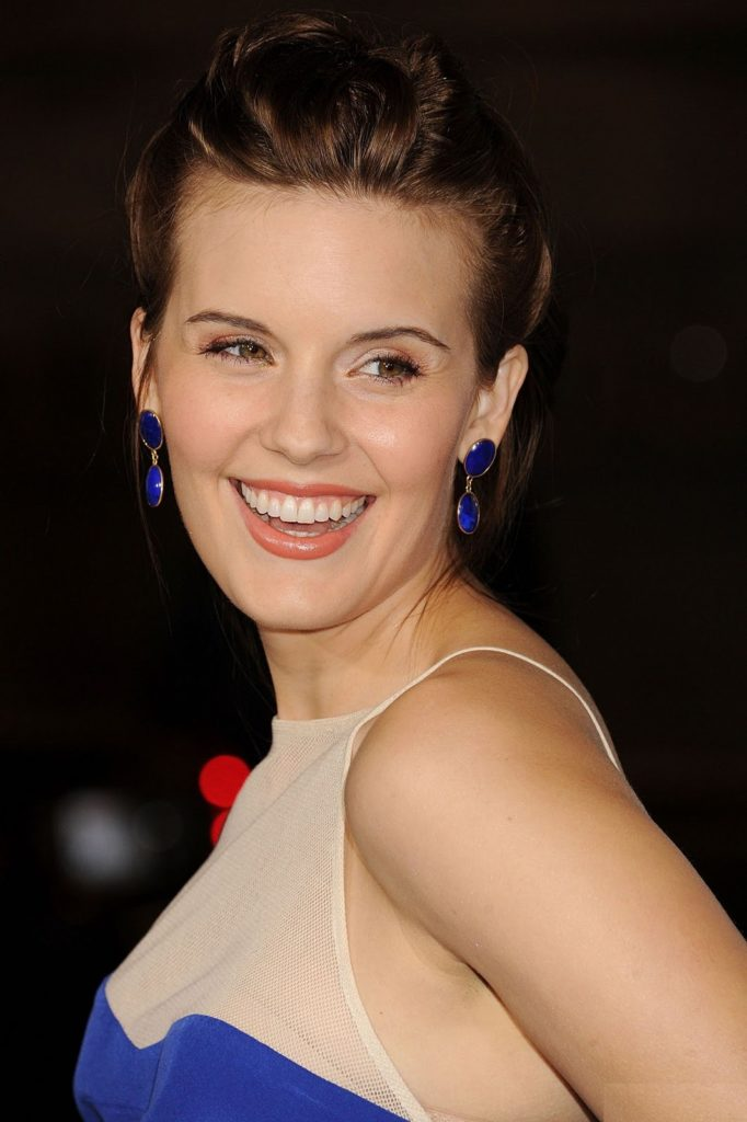 Maggie Grace Sexy Smile Images