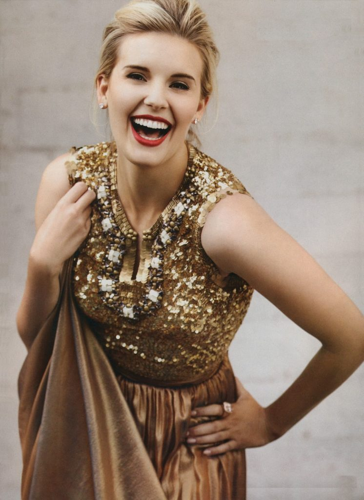 Maggie Grace Smile Pictures
