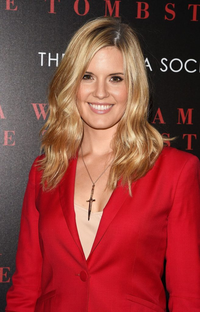 Maggie Grace Smile Wallpapers
