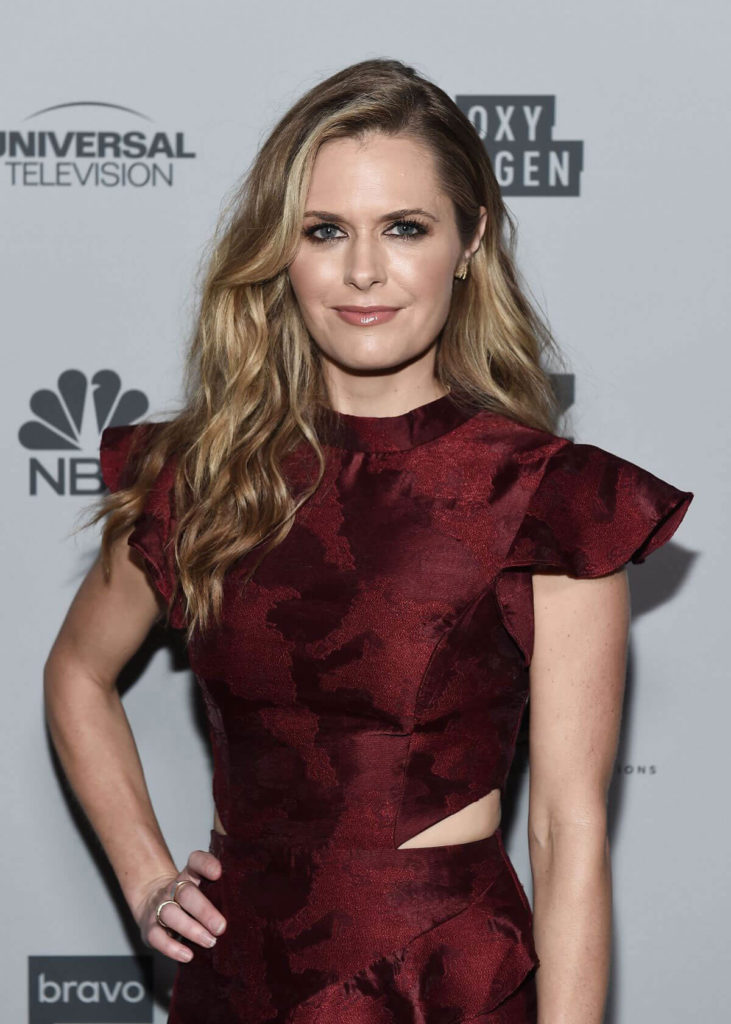 Maggie Lawson Hair Style Images