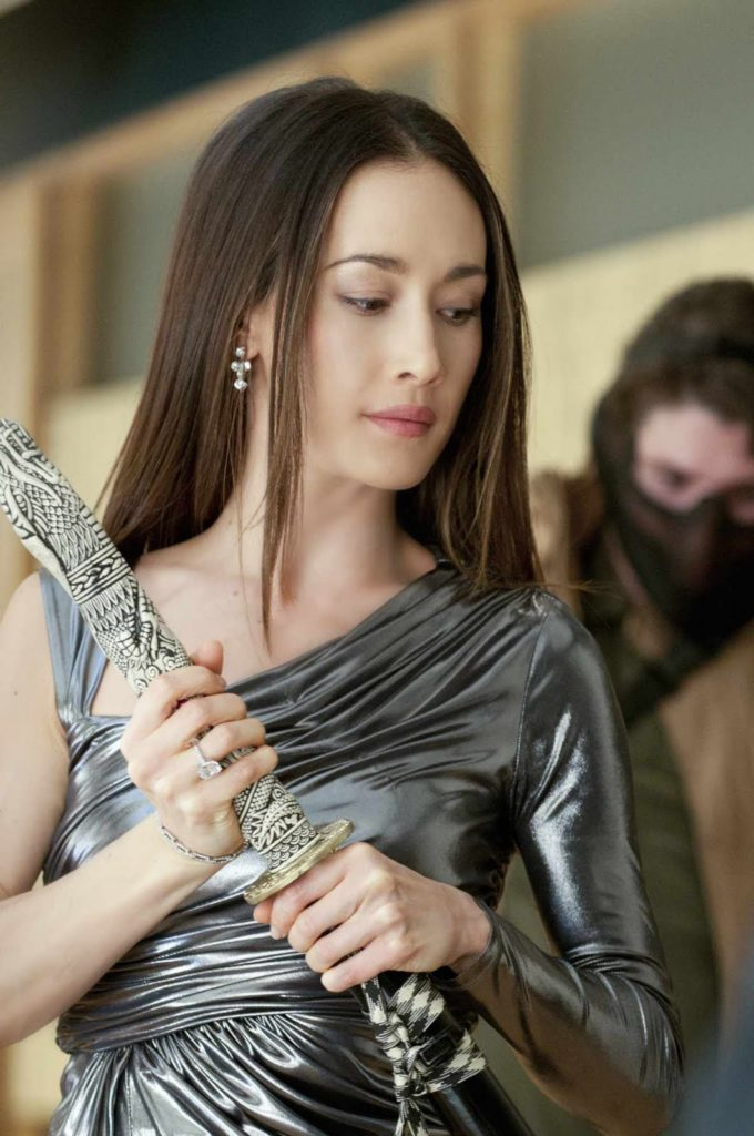 Maggie Q Cute Wallpapers