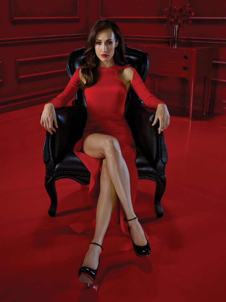 Maggie Q Feet Pictures