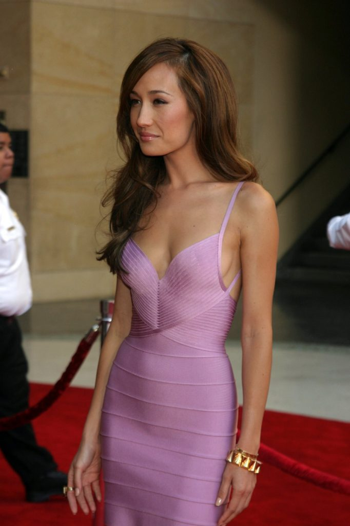 Maggie Q Topless Images