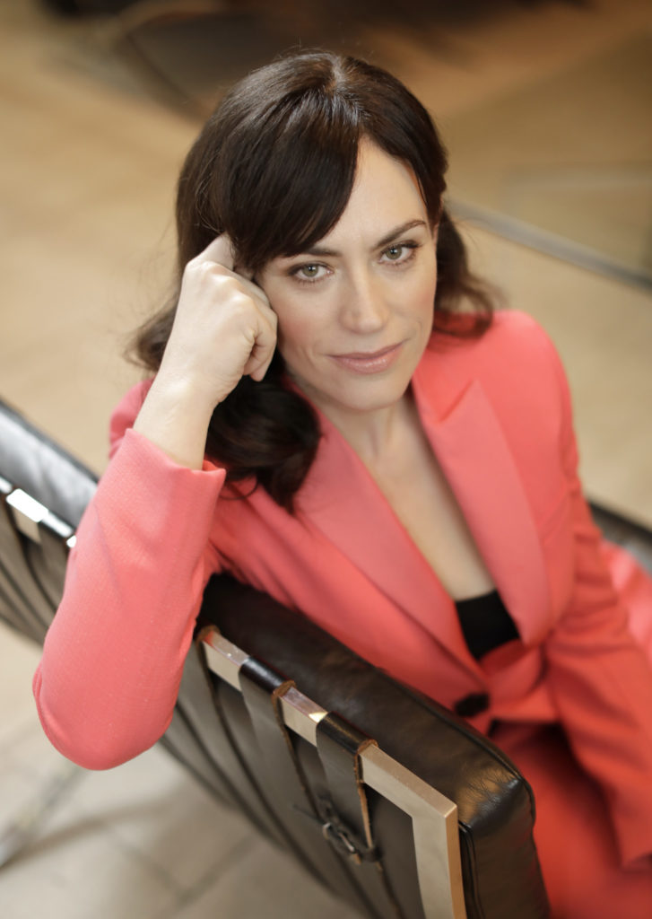 Maggie Siff Bra Images
