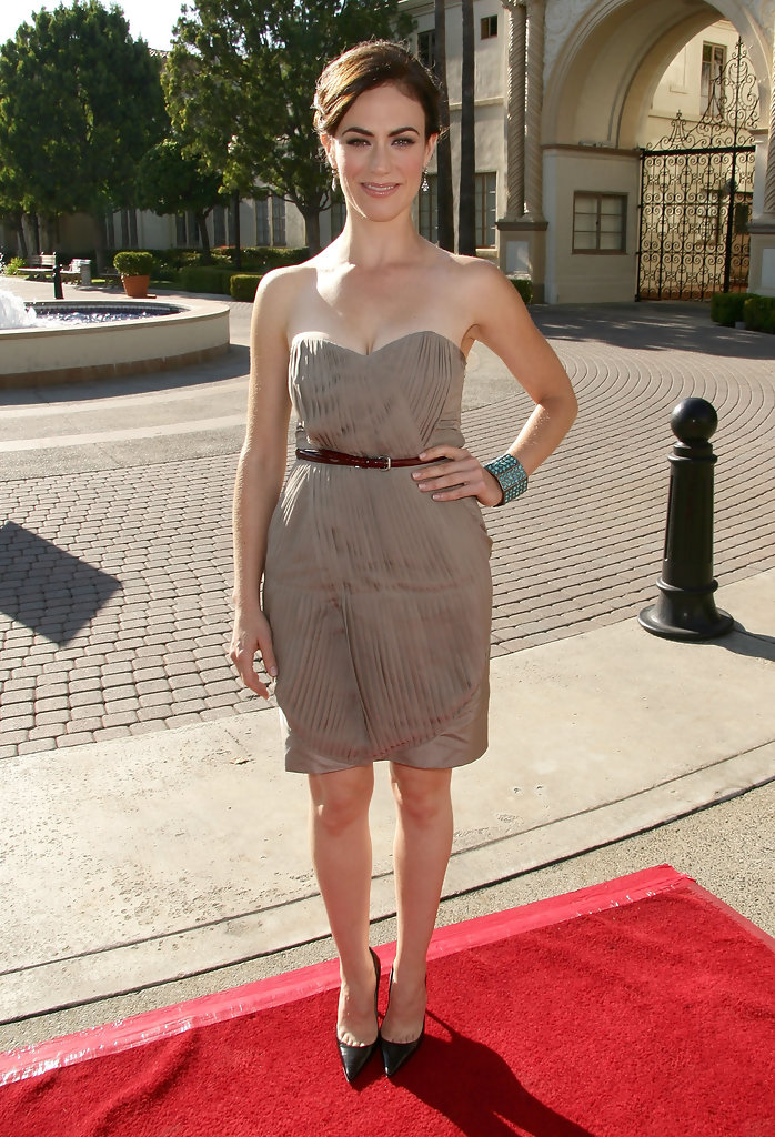Maggie Siff Feet Images
