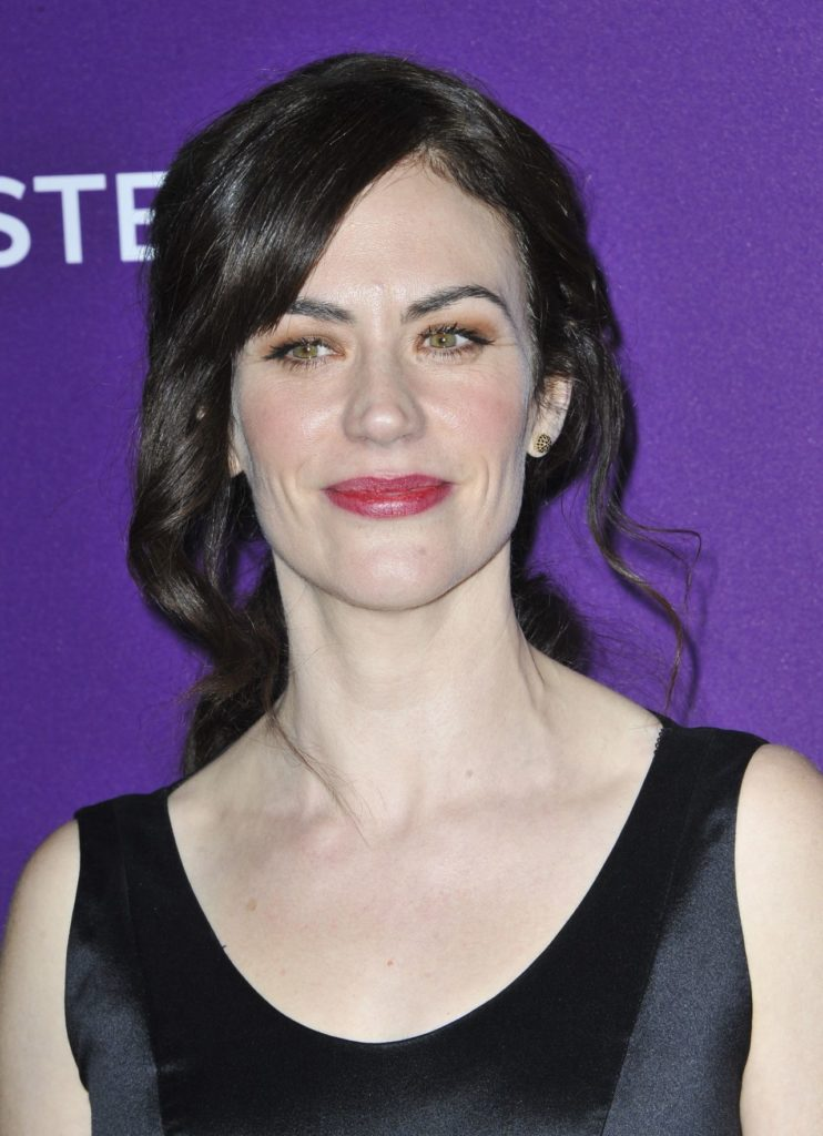 Maggie Siff Makeup Images