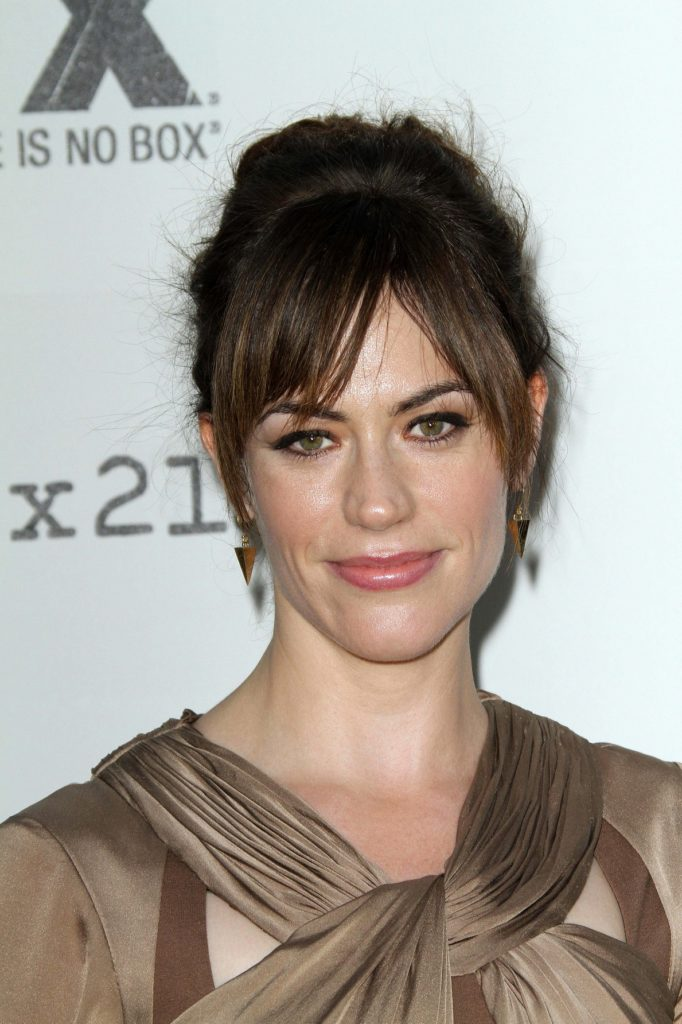 Maggie Siff Sexy Lips Photos