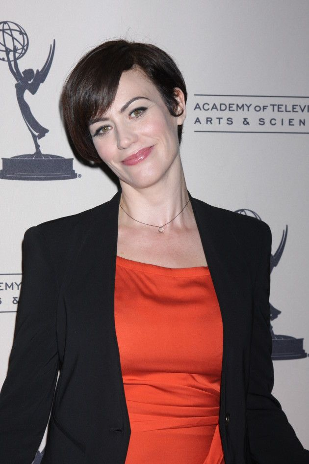 Maggie Siff Short Hair Pictures