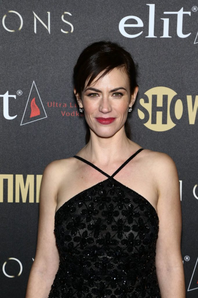 Maggie Siff Tattoos Images