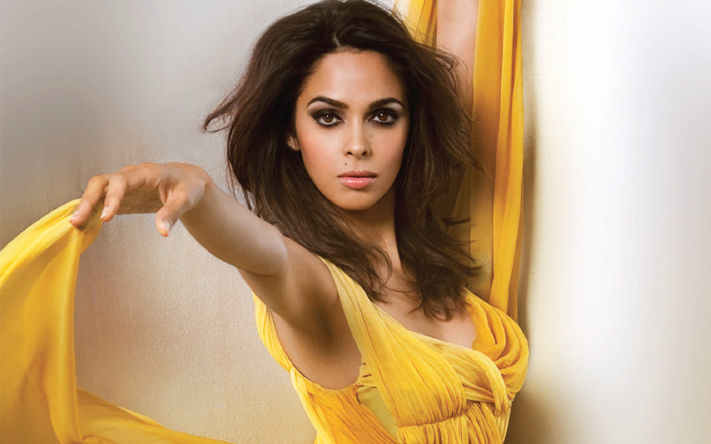 Mallika Sherawat Short Hair Pictures