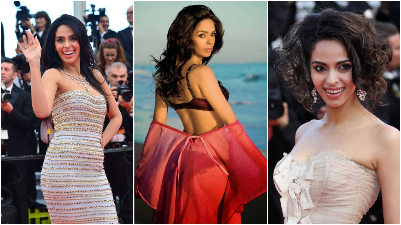 Mallika Sherawat Hot Bikini Pictures Will Make You Fall In Love With Her