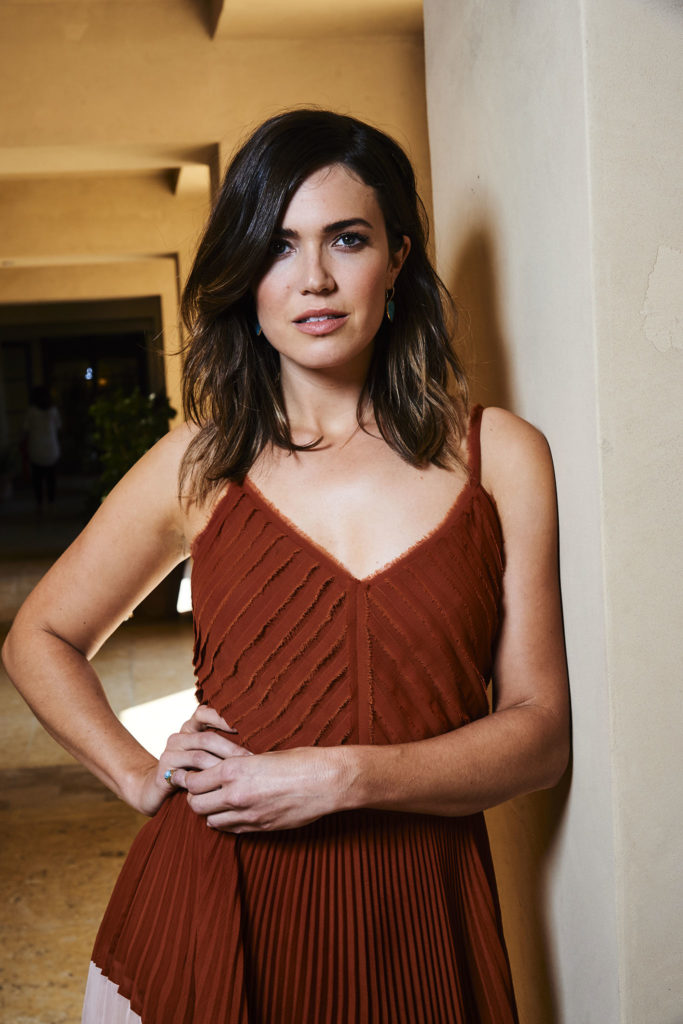 Mandy Moore Hair Style Wallpapers