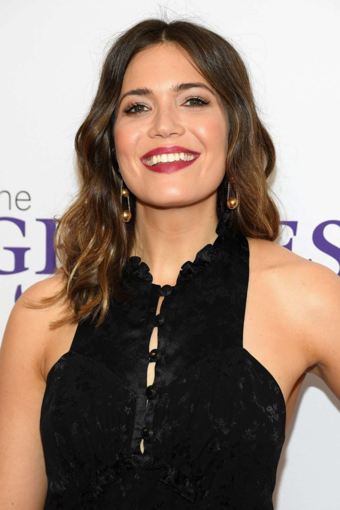 Mandy Moore Makeup Images