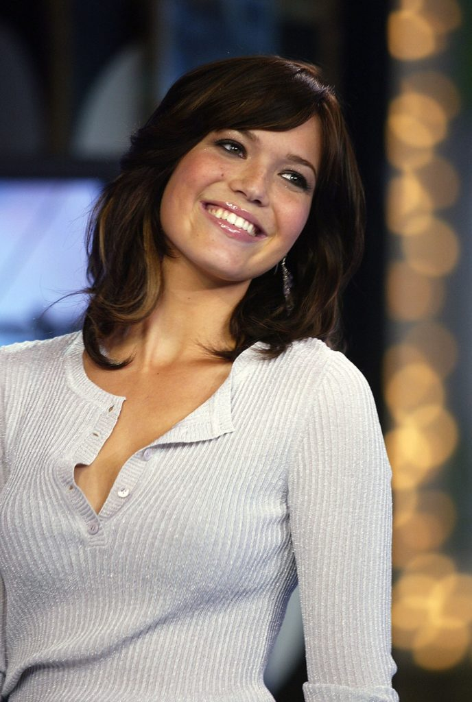 Mandy Moore Smile Images