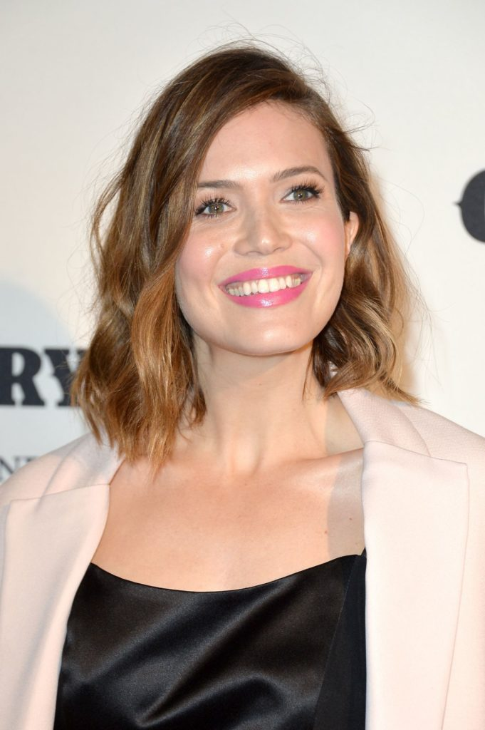Mandy Moore Smiling Images