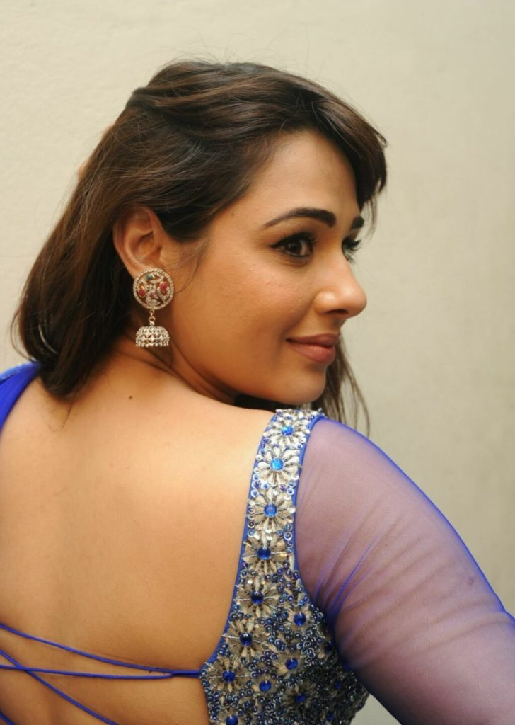 Mandy Takhar Backless Images