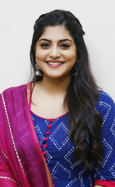 Manjima Mohan Smiling Pictures