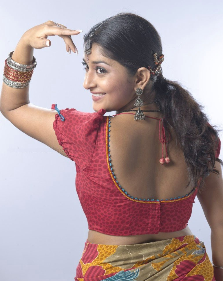 Meera Jasmine Backless Photos