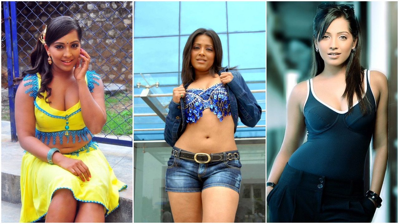 Meghna Naidu Hot Sexy Pictures Which Will Make You Feel For Her
