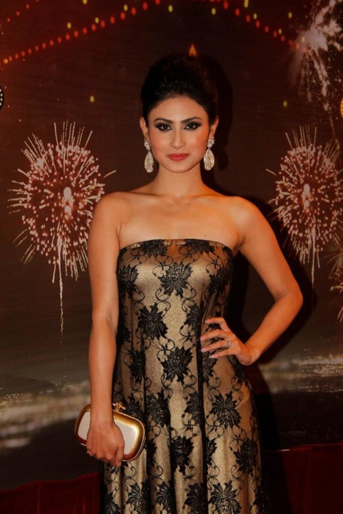 Mouni Roy Topless Pictures