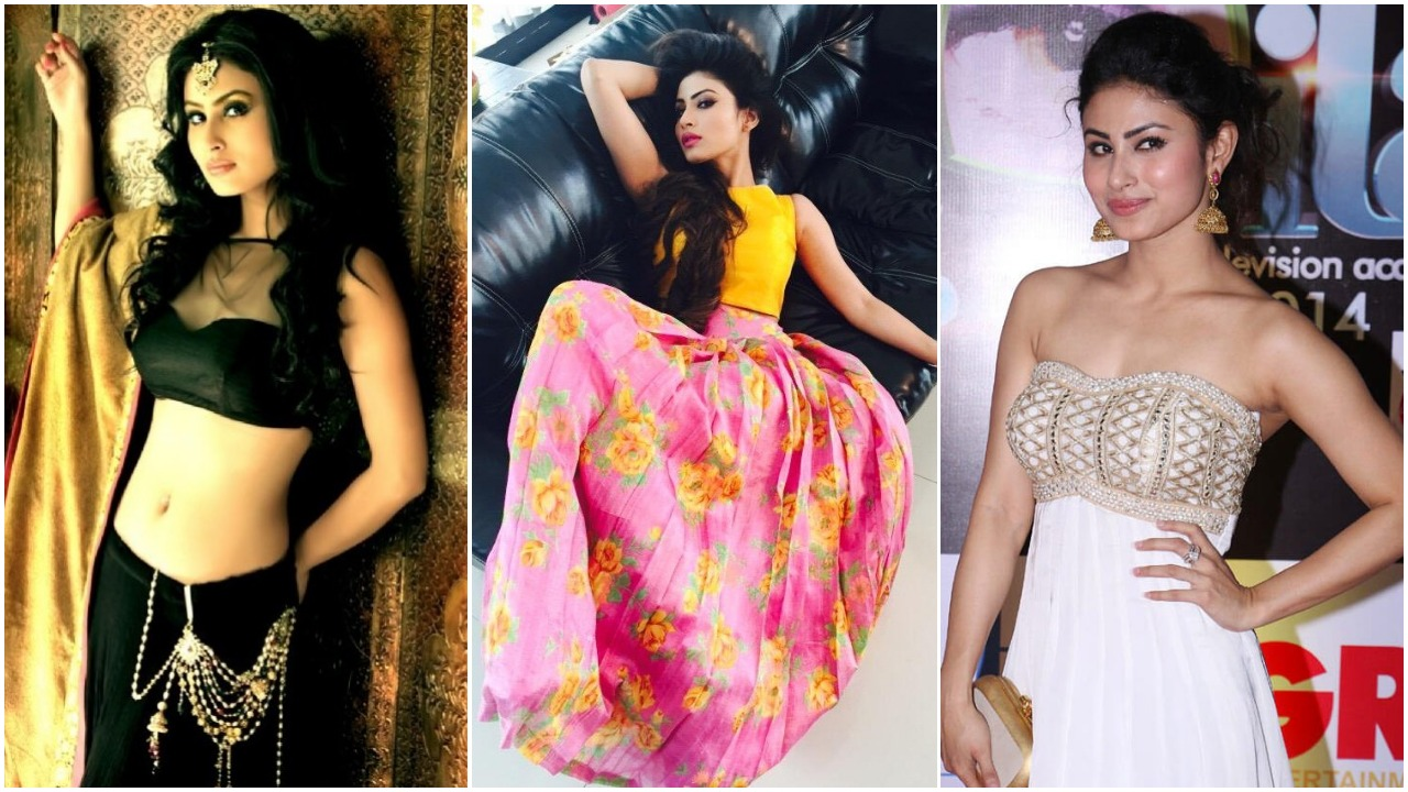 Mouni Roy Hot  Bikini Pictures – Show Her Looks Before Plastic Surgery
