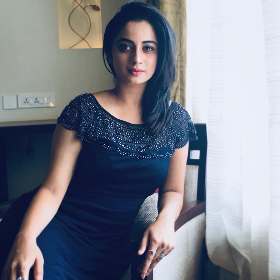 Namitha Pramod Bold Wallpapers