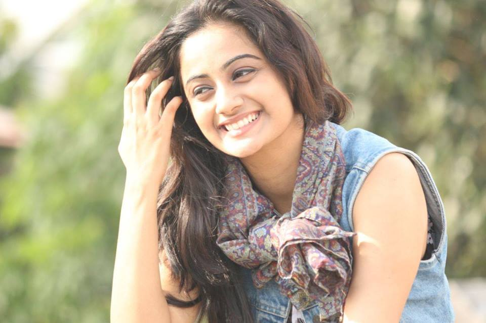 Namitha Pramod Cute Smile Images