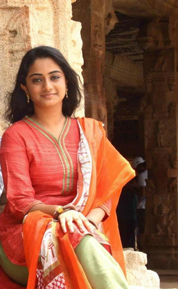 Namitha Pramod Leggings Images