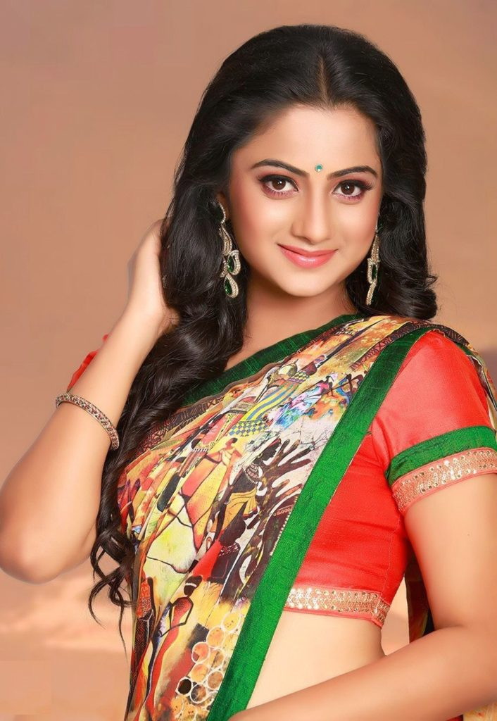 Namitha Pramod Muscles Pictures