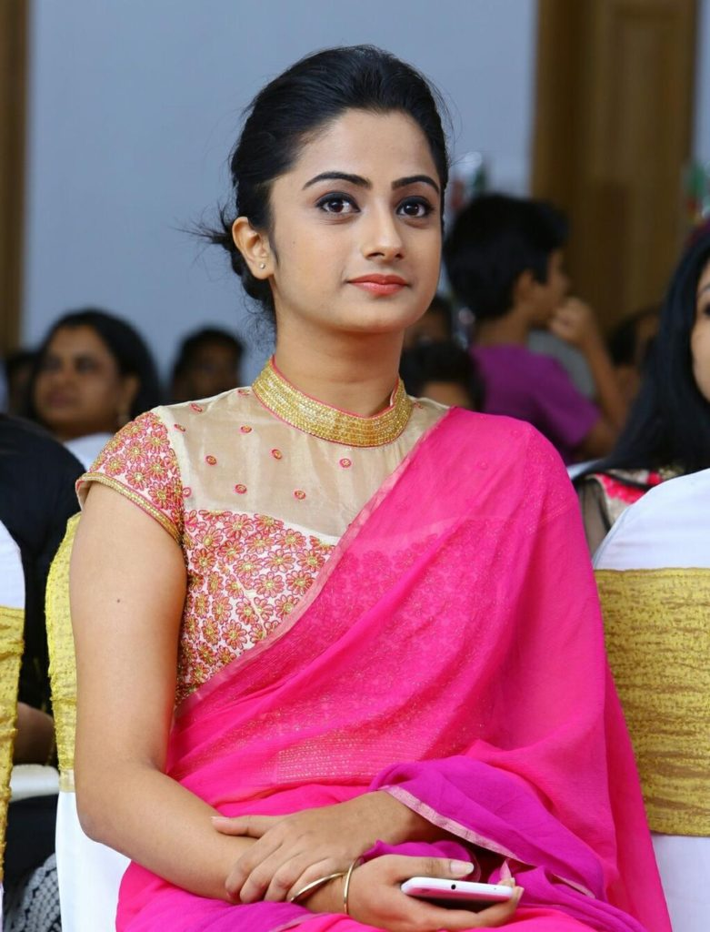 Namitha Pramod Saree Photos