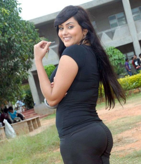 Namitha Sexy Butt Images