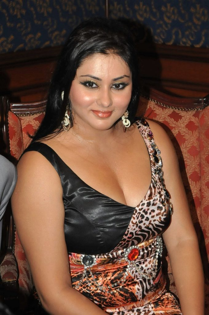 Namitha Topless Images