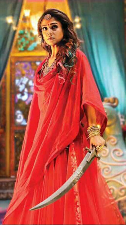 Nayanthara Gown Images